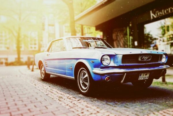 Shelby Mustang