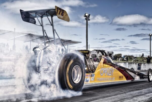 Drag Racing Background